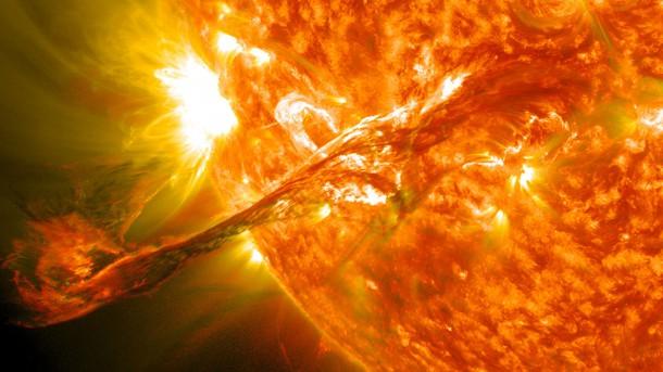 Ученый предупредил о мощнейшей магнитной буре