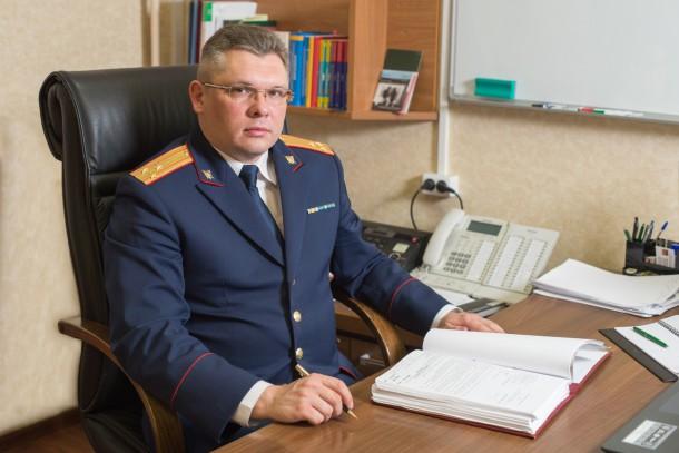 В Коми назначили нового заместителя руководителя следственного управления